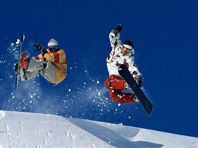 'Skiboarding'