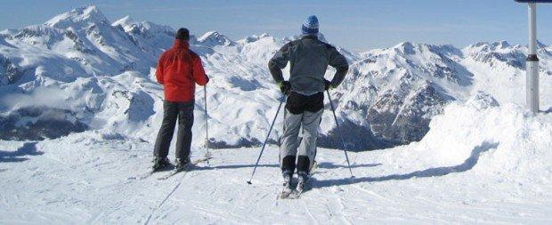 """""""Skiers at Spain """""""