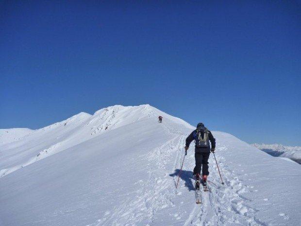 """""""Skiing at Mt Cheeseman"""""""
