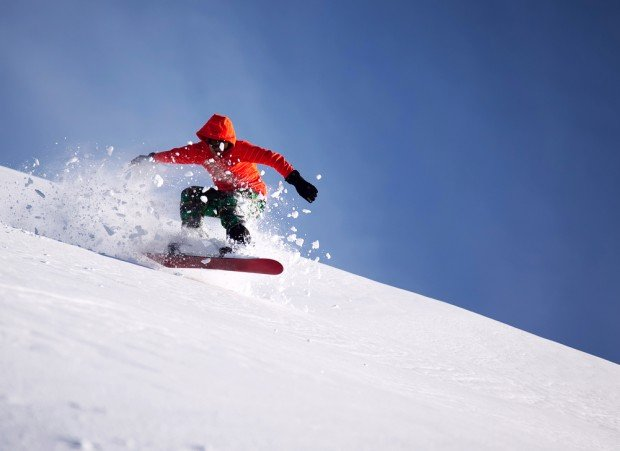"""Snowboarding Spain"""