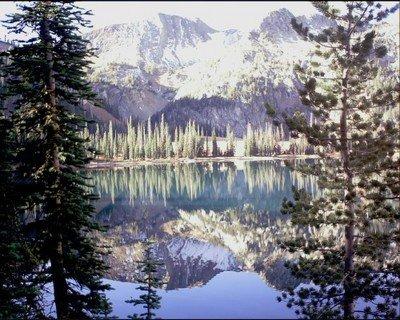 """Aneroid Lake, Oregon"""