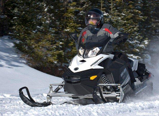 """Snowmobiling"""