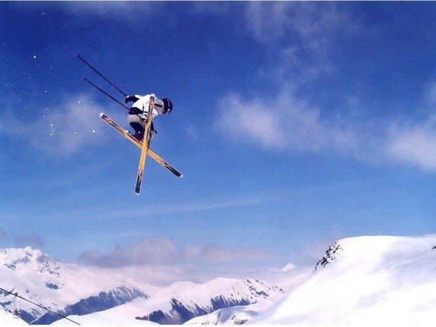 """Extreme skiing"""