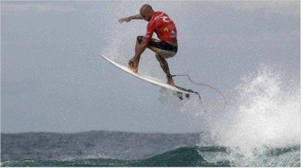 """""""Surfing Big Eds Beach"""""""