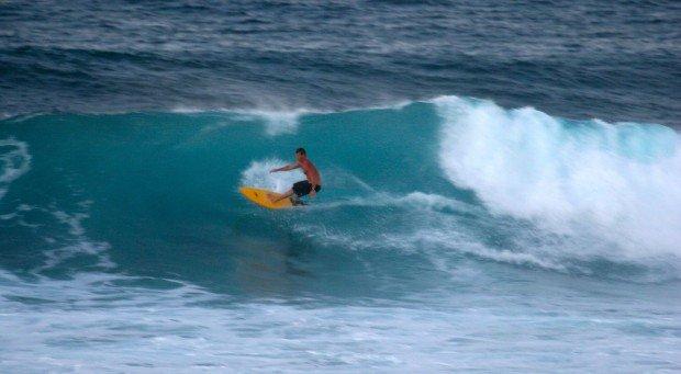 """""""Surfing Hookipa Beach"""""""