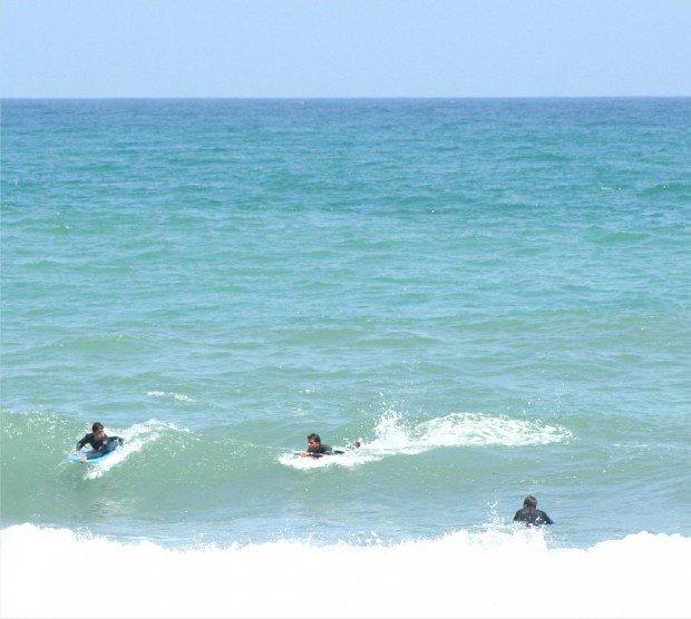 """Surfing Mojacar"""