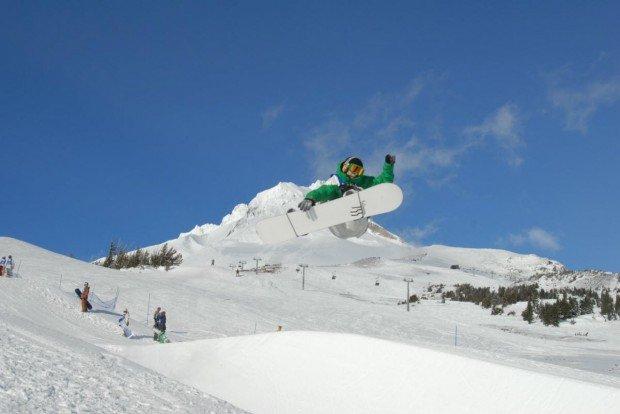 """Tamarack Lodge Snowboarding"""