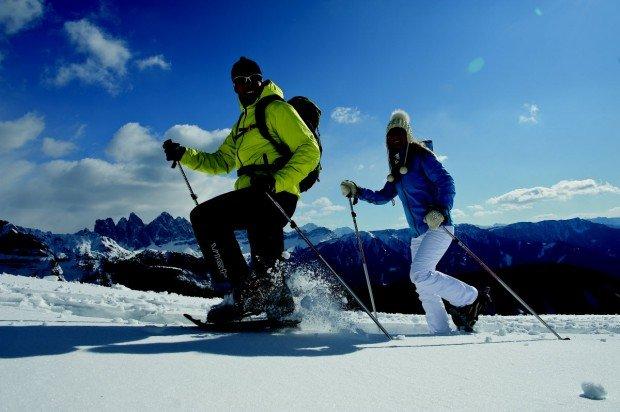 """""""Teller Lake Snowshoeing"""""""