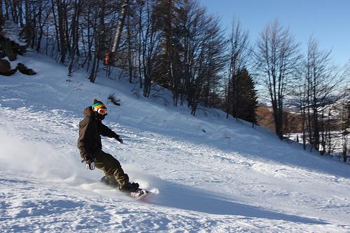 """""""Vasilitsa, Pindos Snowboarding"""""""