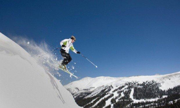 """""""Vasquez Ridge Alpine Skier"""""""