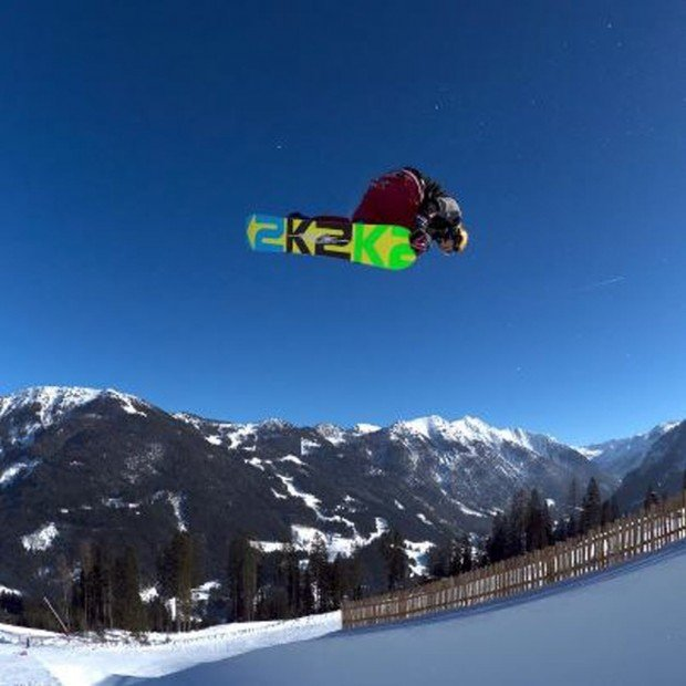 """""""Vasquez Ridge Snowboarding"""""""