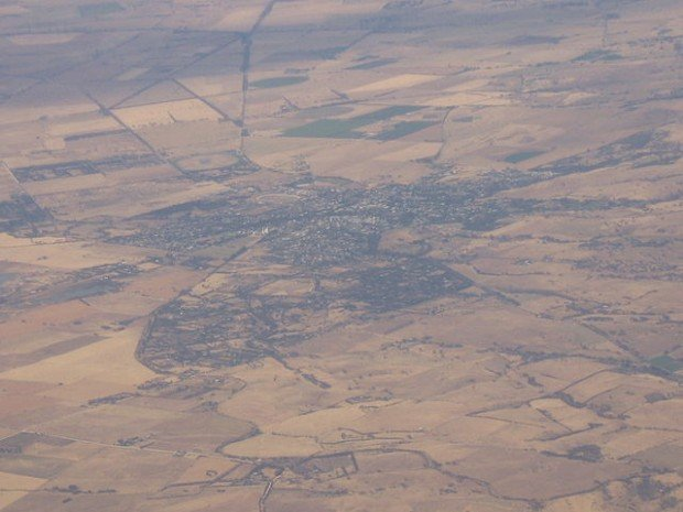 """""""View of Strathalbyn"""""""