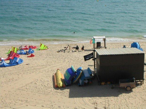 """""""Vilamoura, Algarve Kitesurfing"""""""