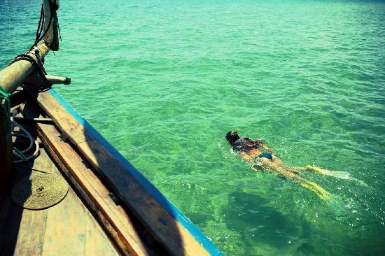 """""""Watamu Beach, Malindi Snorkelling"""""""