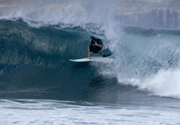 """Whaler Island Surfer"""
