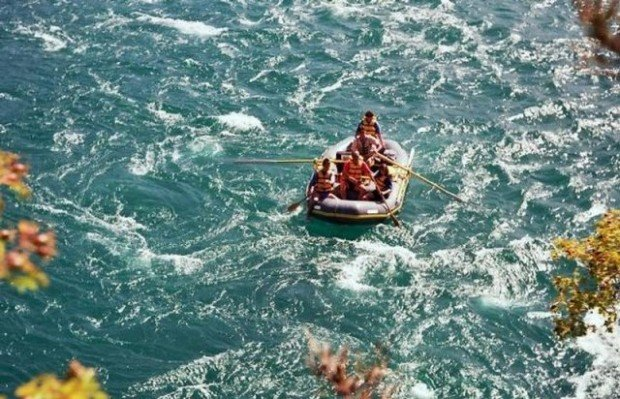 """""""White Water Rafting at Upper Clutha River"""""""
