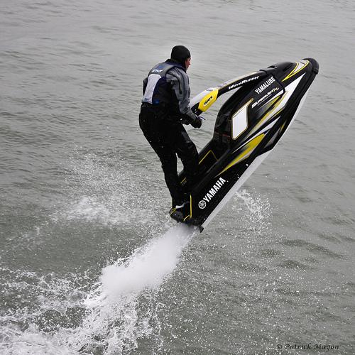 """jet skiing"""