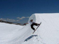 Station du ski Mont Edouard, L'Anse Saint Jean