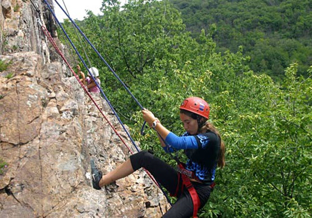 Rappelling Abseiling Mt Suswa Hell's Gate National Park ...