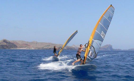 """""""Achadas da Cruz, Madeira wind surfing"""""""