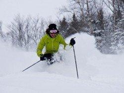 Centre de Ski Mont Bechervaise, Gaspe