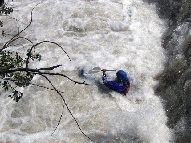 """""""Augrabies Falls, Green Kalahari Whitewater Kayaking"""""""