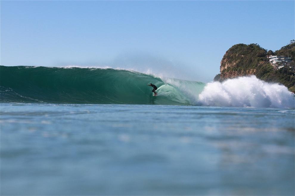 Avalon beach nsw australia
