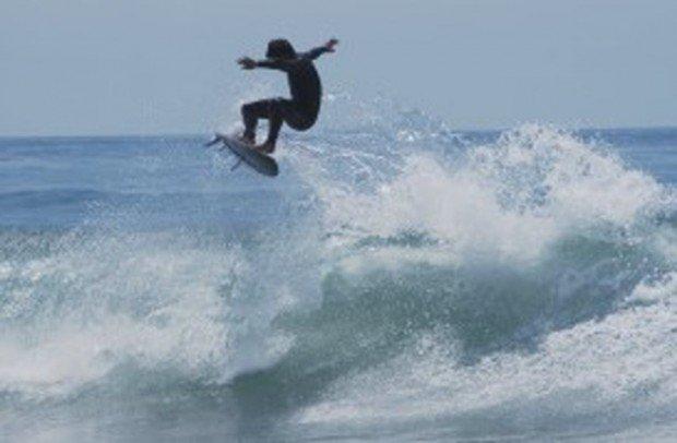 """""""Ballston Beach Surfing"""""""