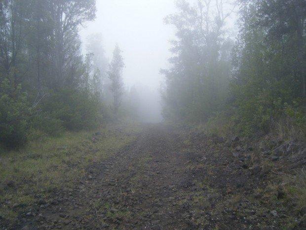 """Biking the Ainapo Trail"""