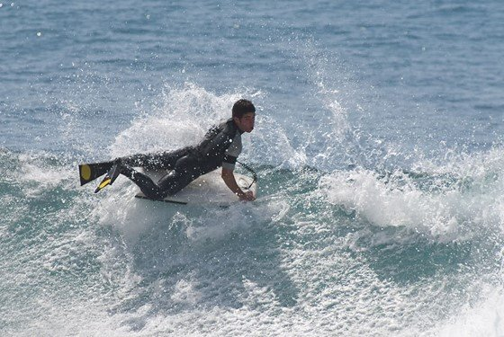 """Bodyboarding"""