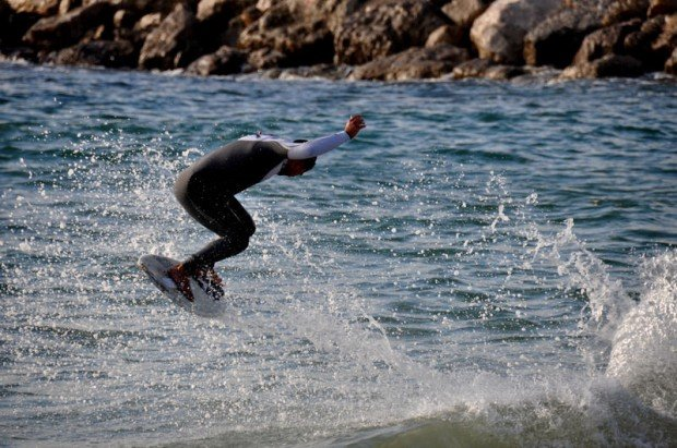 """Costa da Caparica Skimboarding"""