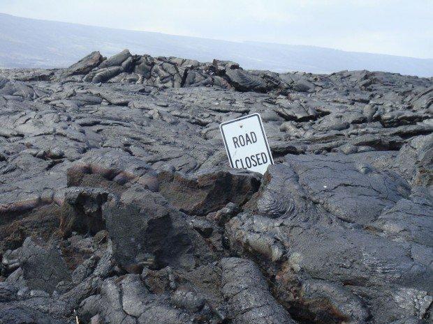 """""""Crater Rim Trail Hiking"""""""