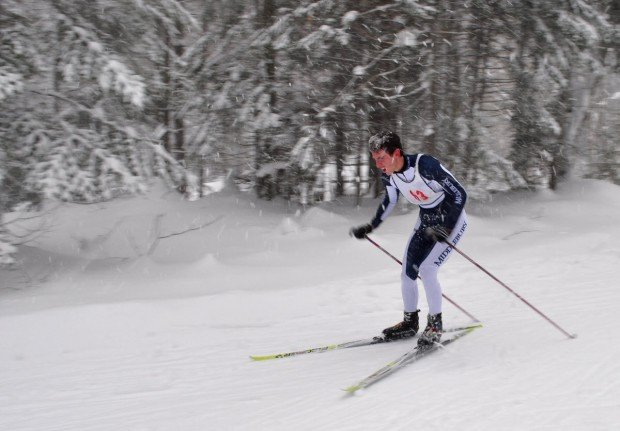 """""""Cross Country Skier"""""""