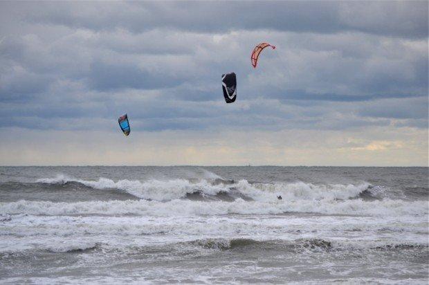 """""""Horseneck Beach, Kitesurfing"""""""
