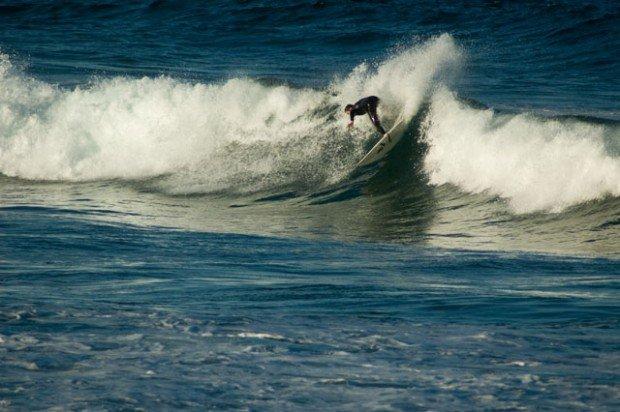 """Dee Why Beach Surfing"""