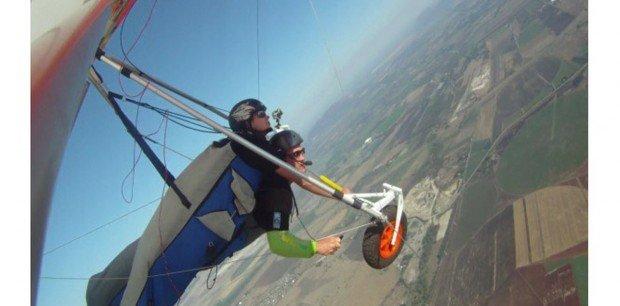 """""""Gliding at Magaliesburg"""""""