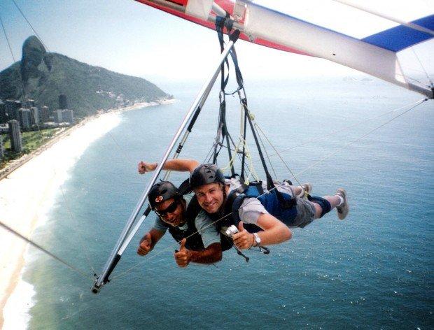 """""""Hang Gliding Rio De Janeiro"""""""