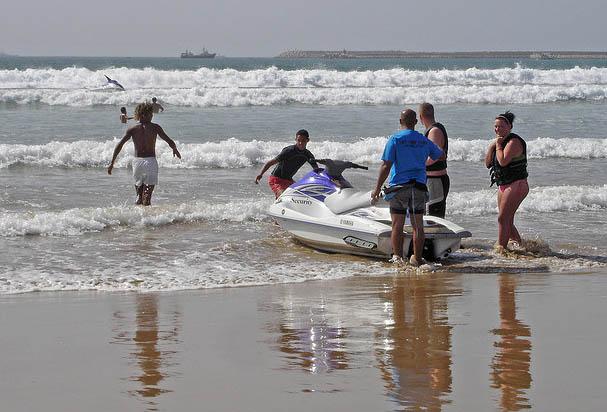 """Hazelmere Dam, Durban Jet Skiing"""