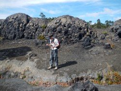 Pu'u Huluhulu Trail, Volcano National Park