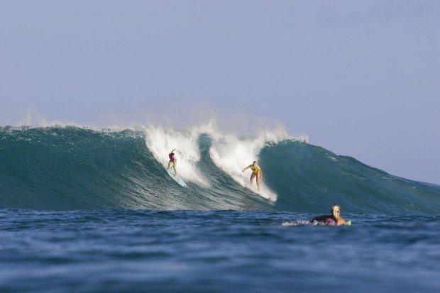 """Holns Beach Surfing"""