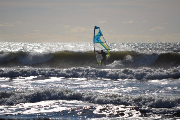 """""""Horseneck Beach, Wind Surfing"""""""
