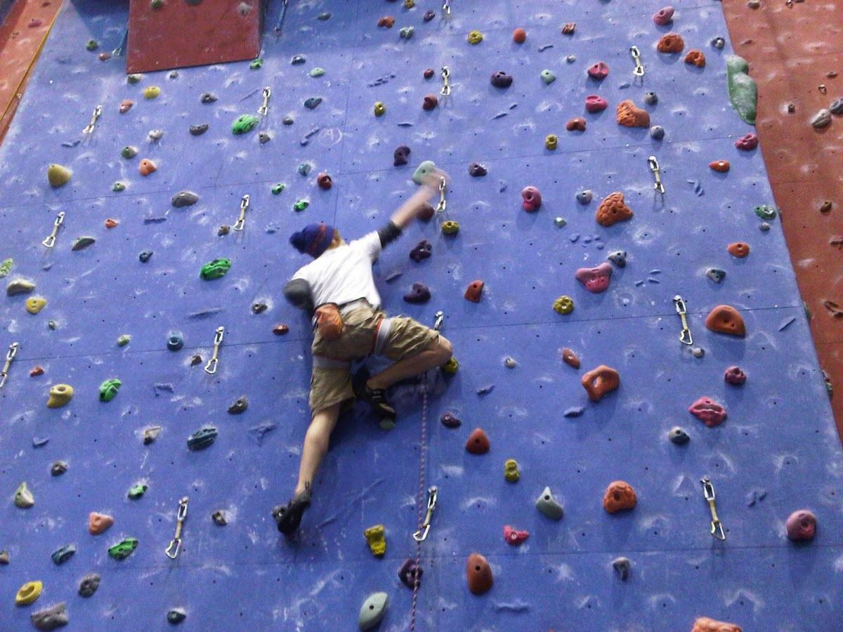 Climbing Walls Aberdeen Northeastern Scotland United Kingdom