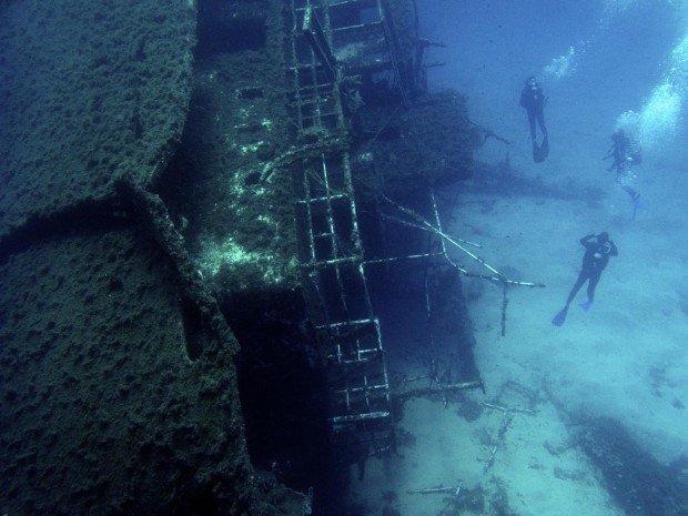 """Mykonos, Greece Scuba Diving"""