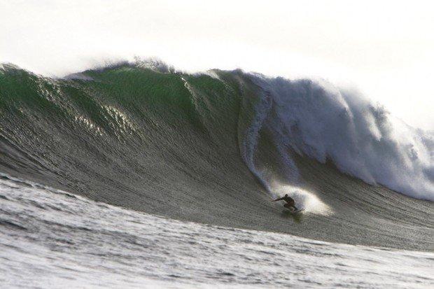 """""""Kalk Bay Reef Surfing"""""""