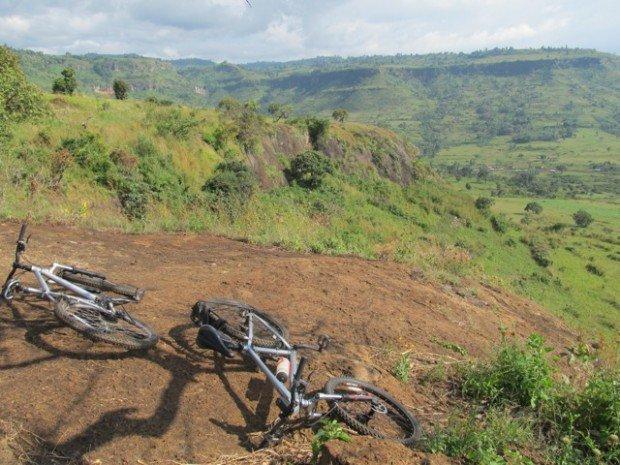 """""""Kerio Valley, Eldoret Mountain Biking"""""""