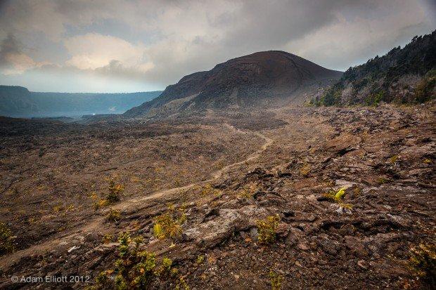 """""""Kilauea Iki Hiking"""""""