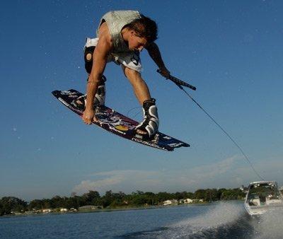 """Lagos, Algarve Wakeboarding"""