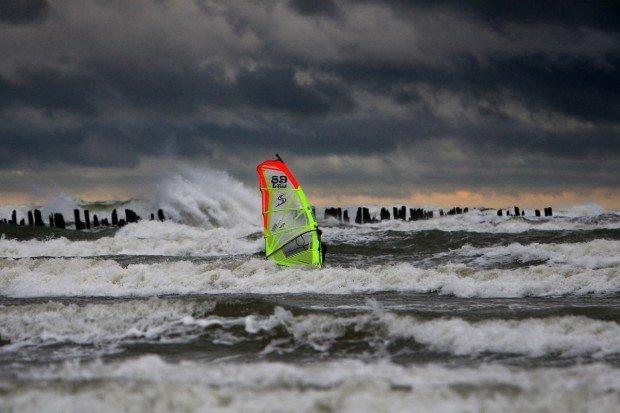 """""""Langebaan Lagoon Windsurfing"""""""