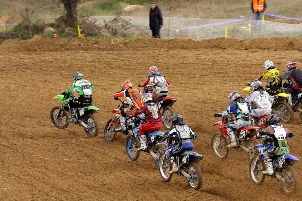 """Limni, Euboea Motocross"""