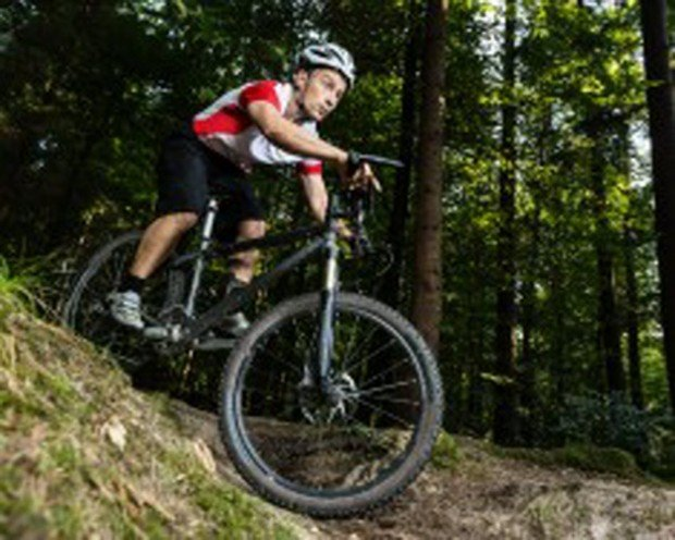 """Lowell Dracut Tyngsboro State Forest Mountain Biking"""